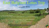 East belgium lotus trip fr