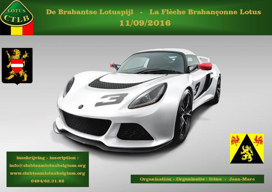 Lotus brabant 2016