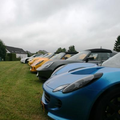 Lotus Tour Limburg 2015