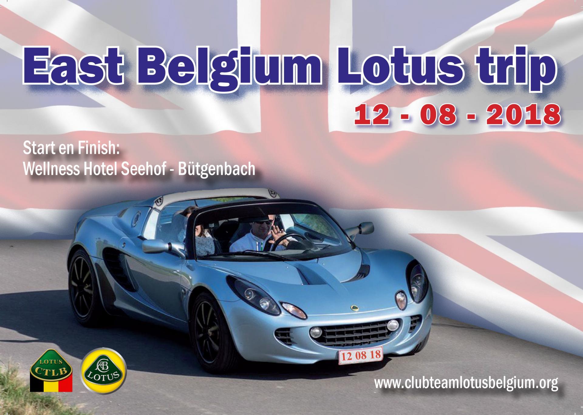 East belgian trip 2018