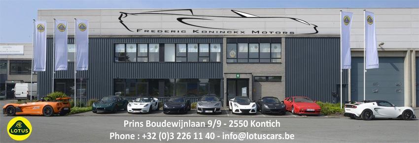 Frederic Koninckx Motors