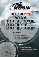Trackdays 2020 speed141