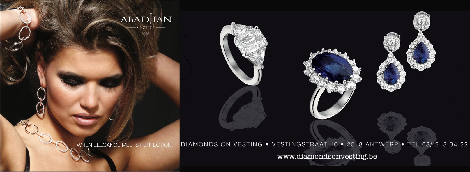 Diamonds on Vesting